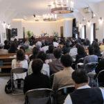 中川健一師をお迎えしての第1回再臨待望聖会(2010年9月)